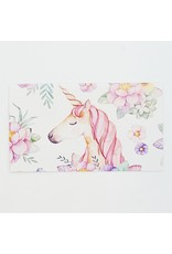 ♥♥ Small Unicorn Post Card
