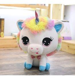 Big head (35cm) Unicorn
