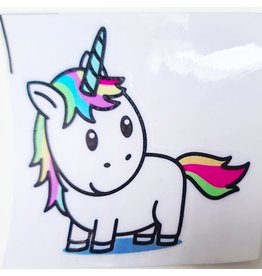 La Licornerie Standing Unicorn Sticker