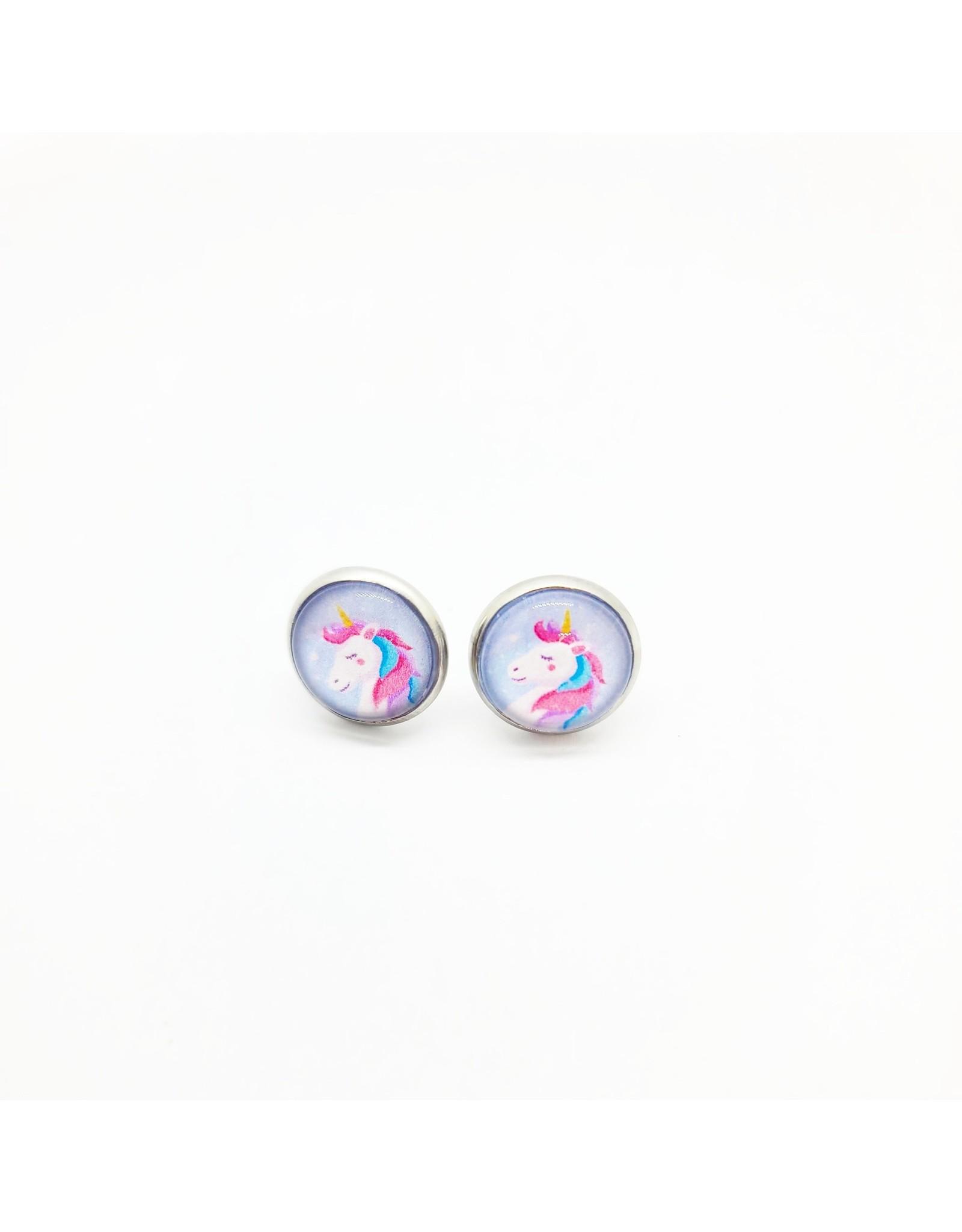 La Licornerie ♥♥ Stainless Steel Earings by  AJC