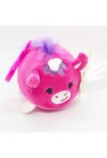 "La Licornerie Piggycorn Plushie keychain Lil'Huggy  3,5"""