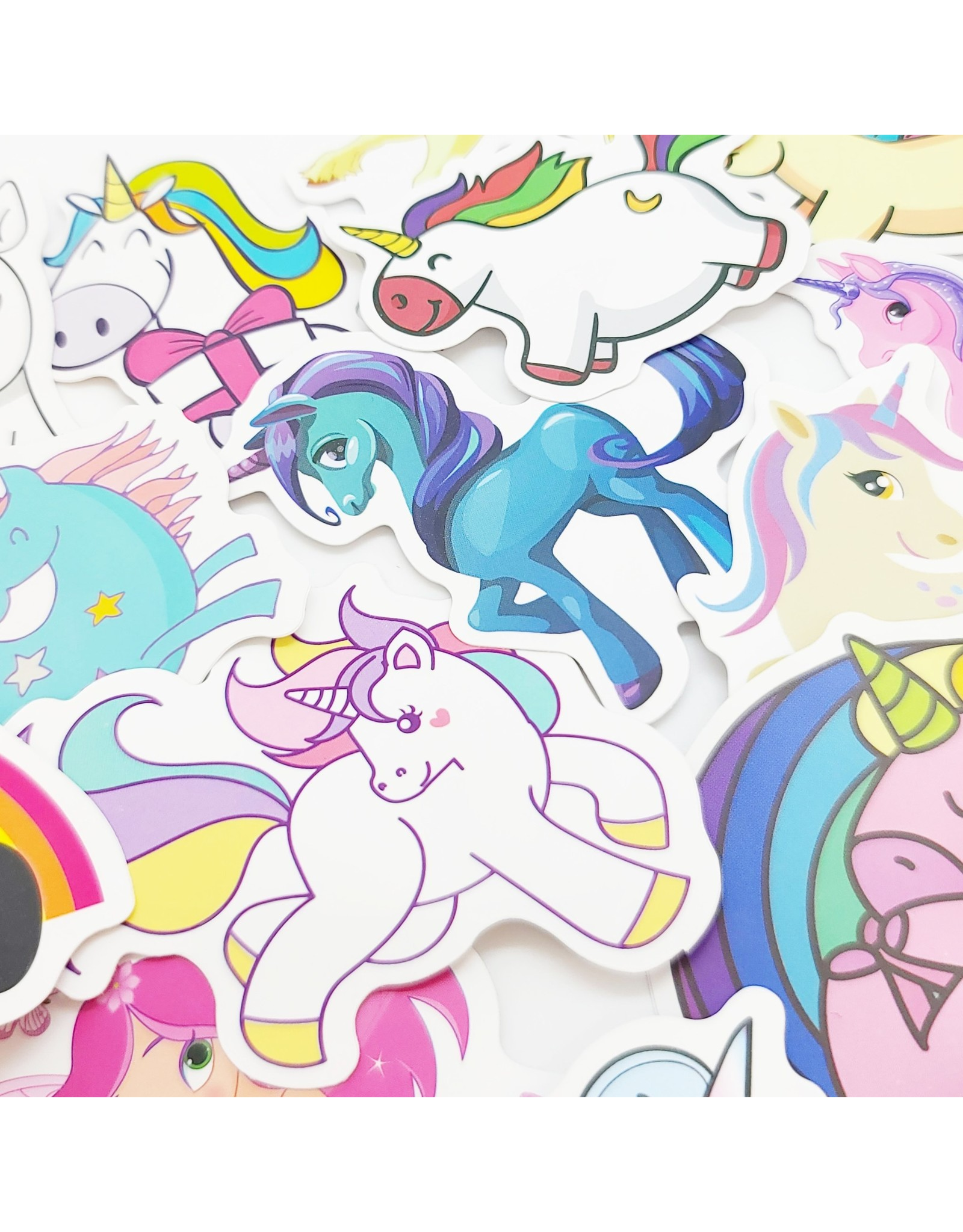 La Licornerie Unicorn Stickers Pack of 50