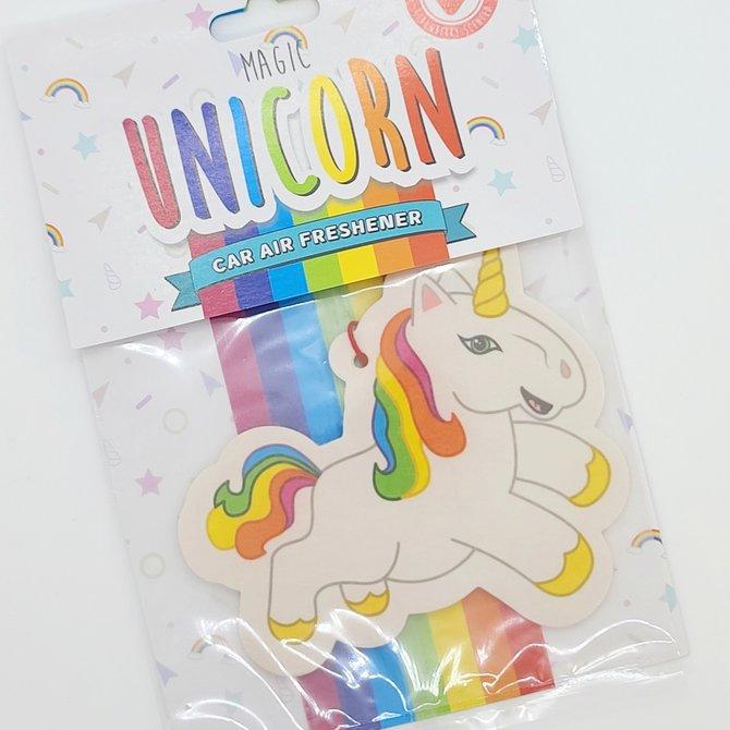 Unicorn Car Air Freshener