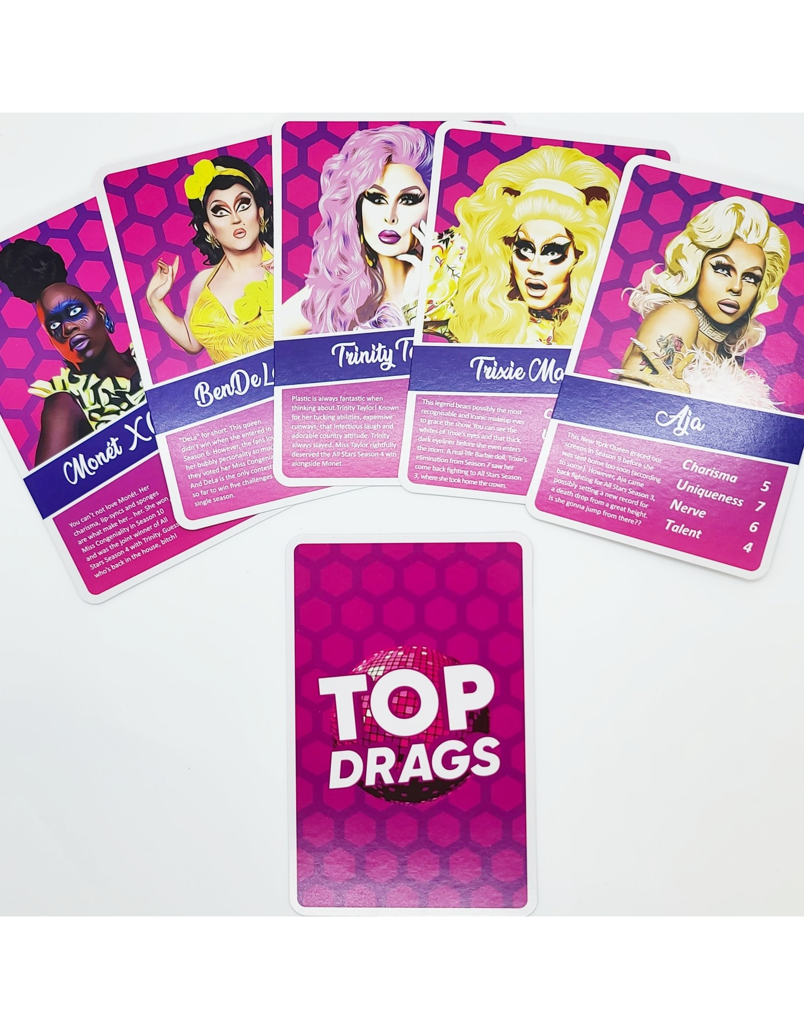 Top Drags - Le Jeu