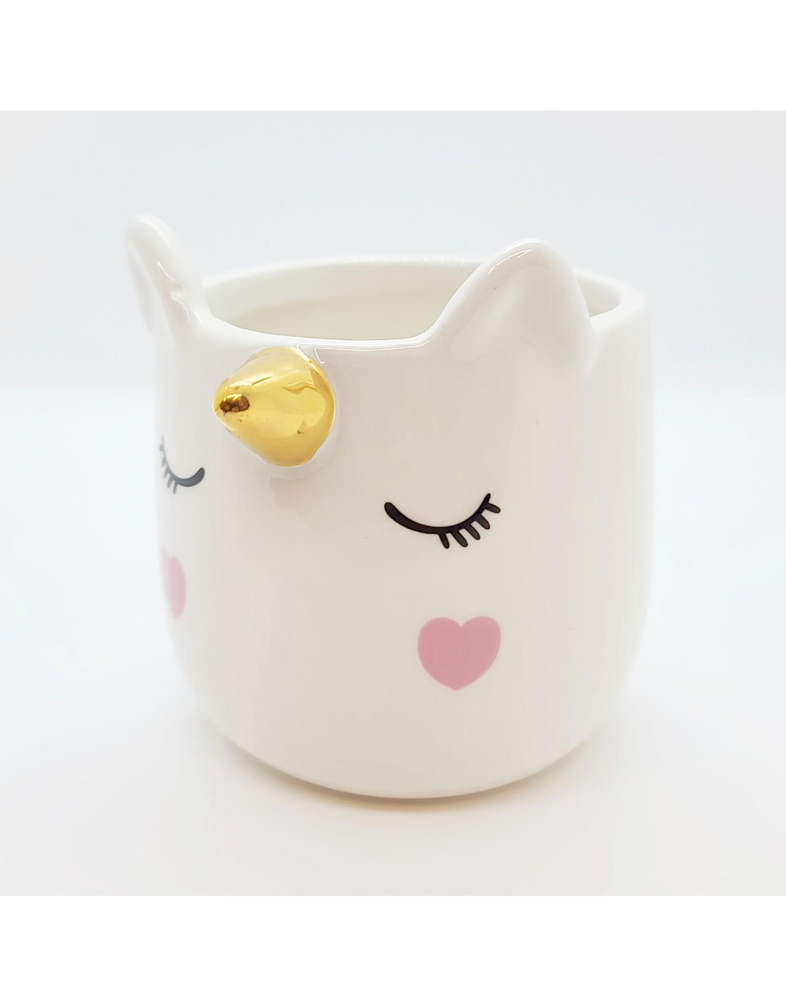 La Licornerie Petite tasse ou pot Licorne endormie