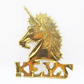 La Licornerie Support à clés licorne