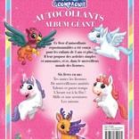 La Licornerie Unicorns and company  - Giant sticker album