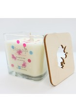 La Licornerie ♥♥ Unicorn Candle by Blanc Soja - Unicorn Fart scent