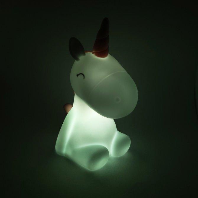 La Licornerie  Unicorn Night Light for Babies