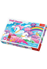 Galloping Unicorn Puzzle 160 pieces