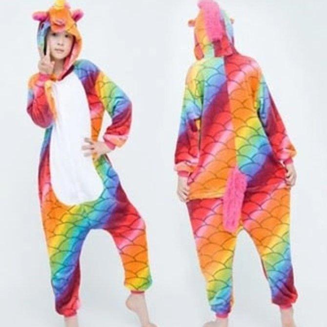 Pyjama une-pièce onesie pour enfants