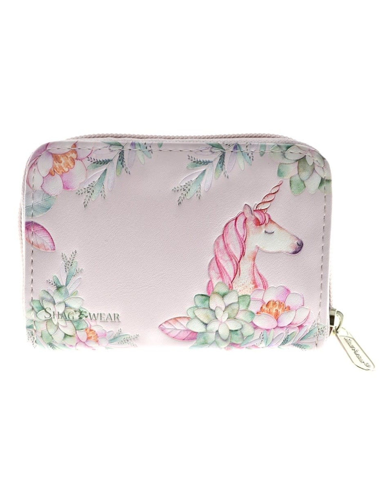 Pink Unicorn Coin Purse