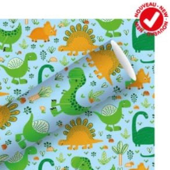 La Licornerie Dino Gift Wrapping Paper