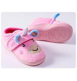 Pantoufles pour bébé Licorne Souriante