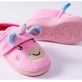 La Licornerie Smiling Unicorn Baby Slippers