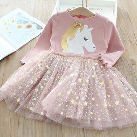 La Licornerie Star-studded tutu dress