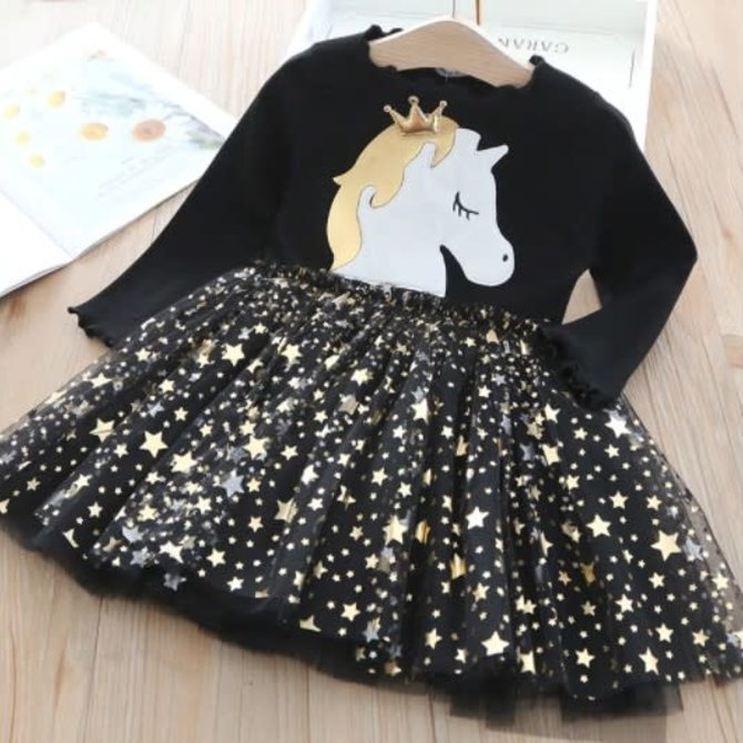 La Licornerie Star-studded tutu dress