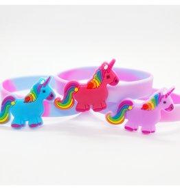 Set of 3 Unicorn Bracelets
