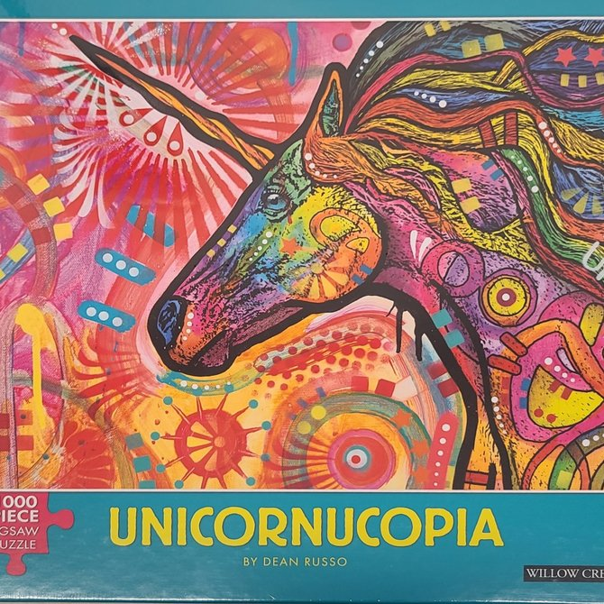 La Licornerie Unicornucopia Puzzle 1000 pieces