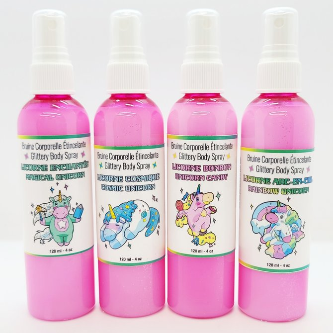 La Licornerie ♥♥ Body Spray 120ml