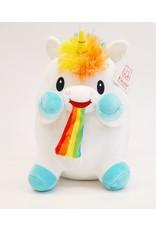 Rainbow Puking Unicorn Plushie