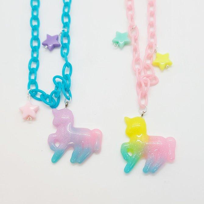 La Licornerie ♥♥ Necklace by MLP