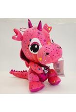 ♥♥ Glitter and Star Dragon Teddy Bear