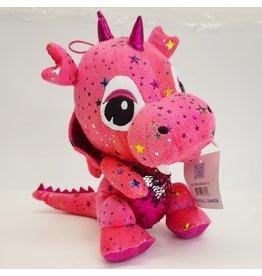 ♥♥ Toutou petit Dragon Étoiles couleurs éclatantes