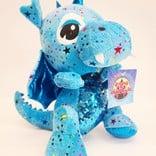 Caravan Softoys ♥♥ Glitter and Star Dragon Teddy Bear