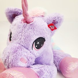 Caravan Softoys Billie la Licorne Plushie