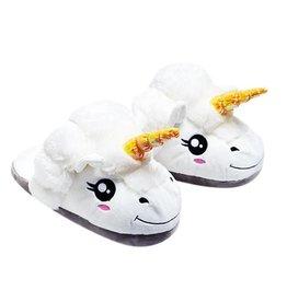 Paire de pantoufles en peluche pour enfants