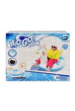 Inflatable Unicorn Sleigh/Tube for snow