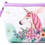La Licornerie Unicorn with Flower Pouch