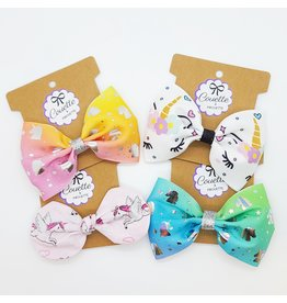 La Licornerie ♥♥ Unicorn Bowtie Hairband 10cm