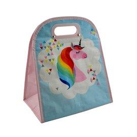 Triangle unicorn lunch box