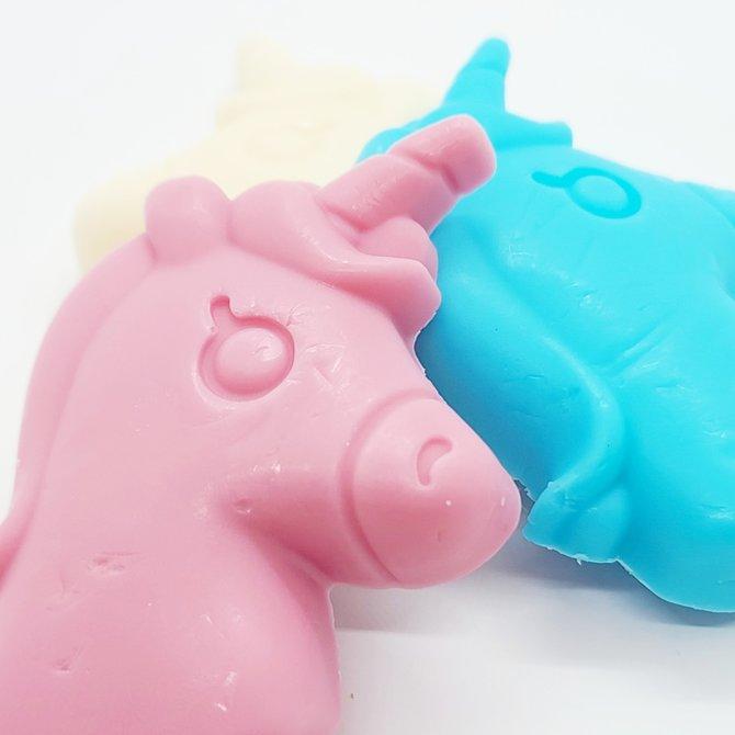 La Licornerie ♥♥ Savon doux en forme de licorne