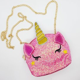 La Licornerie Glittered handbag