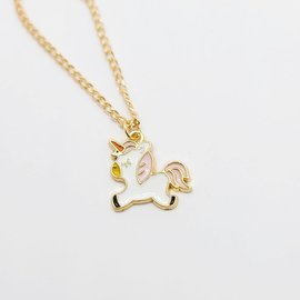 La Licornerie Rainbow Unicorn Necklace