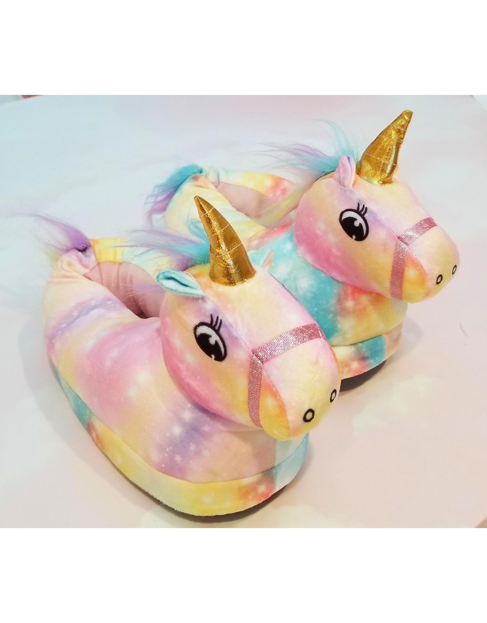 Unicorn Slippers