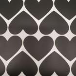 La Licornerie Wall applied hearts (34 hearts)