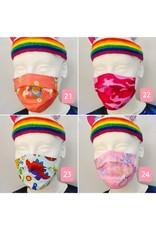 Prevention masks unicorns and fantasy