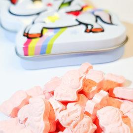 Allisons Unicorn strawberry mints