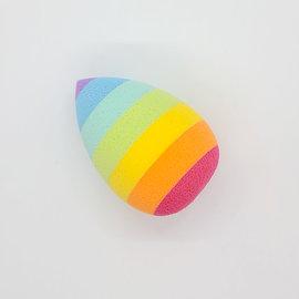 Rainbow makeup sponge
