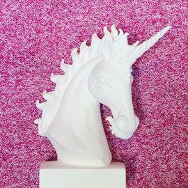 ♥♥ Céramique buste licorne