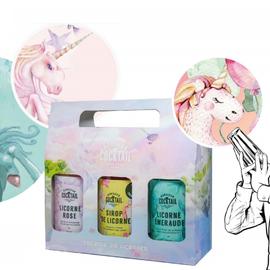 La Licornerie ♥♥ Discovery Set Unicorn Syrup