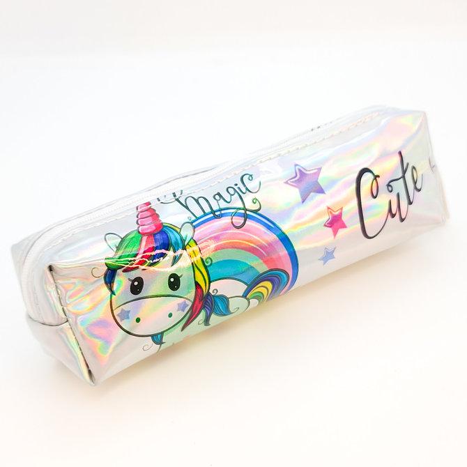La Licornerie Étui à crayons licorne cute