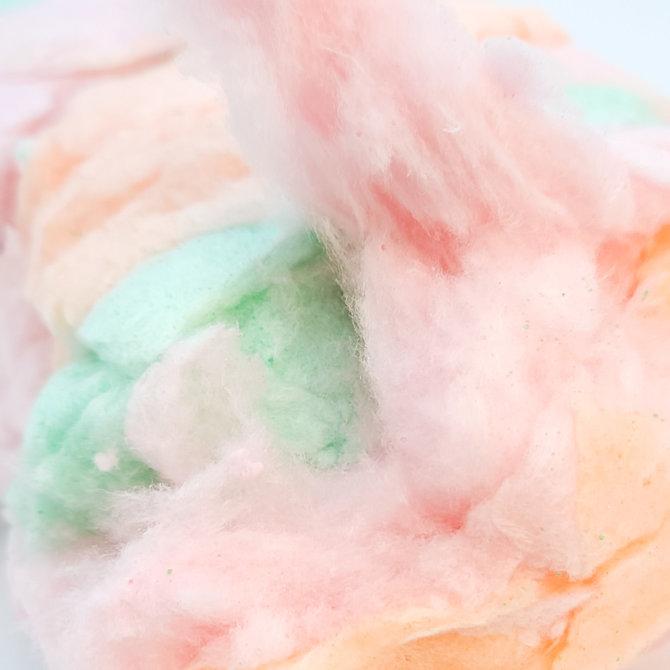 La Licornerie Bag of Rainbow Sorbet Cotton Candy