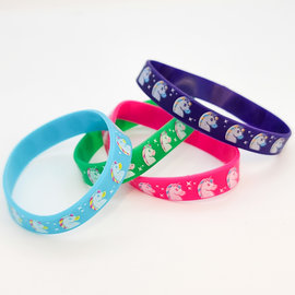 La Licornerie Bracelet en silicone