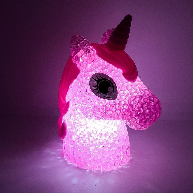 La Licornerie Sparkling Unicorn Nightlight