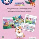 La Licornerie Unicorns and company book -  Hidden activities